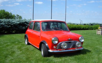 1963 Red Mini