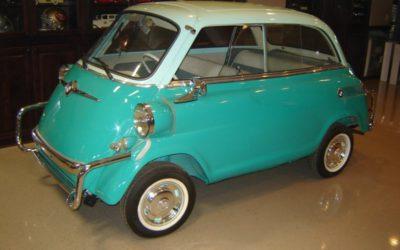 1959 Turquoise BMW 600