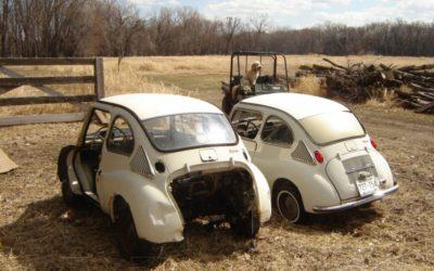 1980 White 360 Subarus