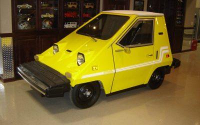 1981 Yellow Comutacar