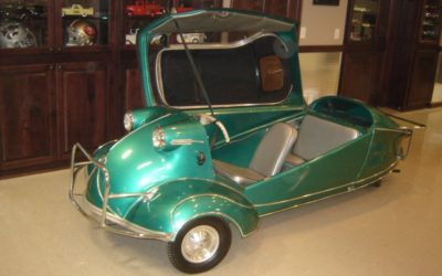 1956 Green Messerschmitt KR-200