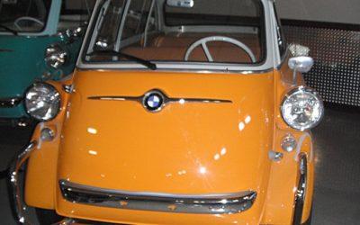 1960 Orange BMW 600